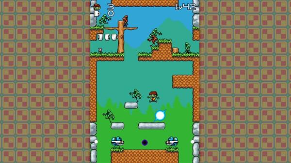 Screenshot de Johnny Platform's Biscuit Romp