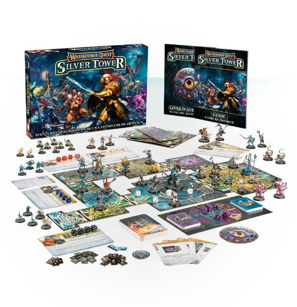 Warhammer Quest - Silver Tower