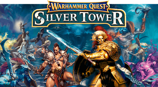 Warhammer Quest - Silver Tower