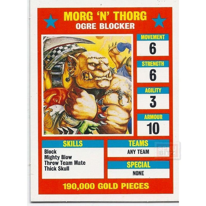 Morg 'N' Thorg