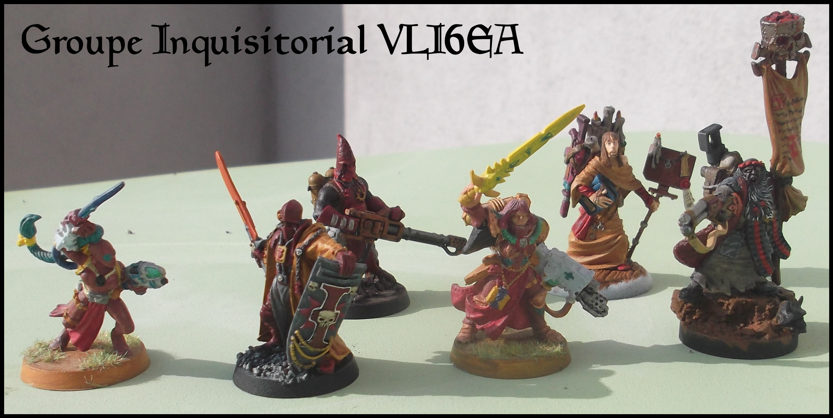 Groupe Inquisitorial VLI6EA