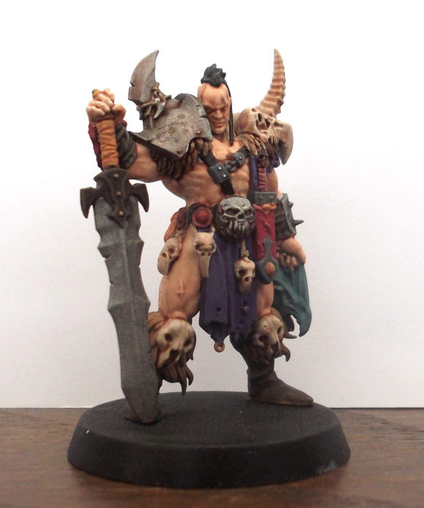 Barbare Sombre-Pacte / Darkoath Chieftain