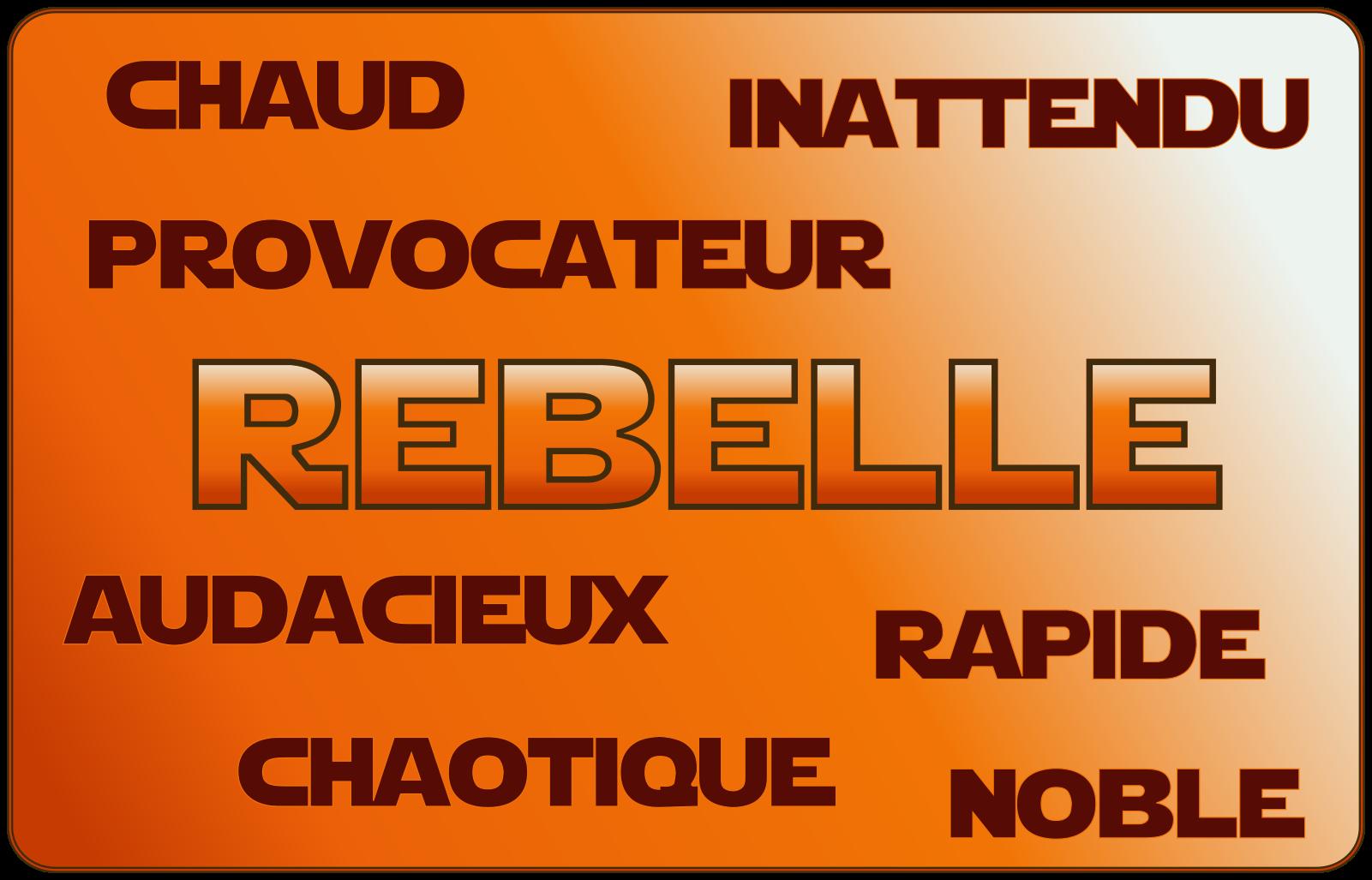 Carte de Ton Rebelle