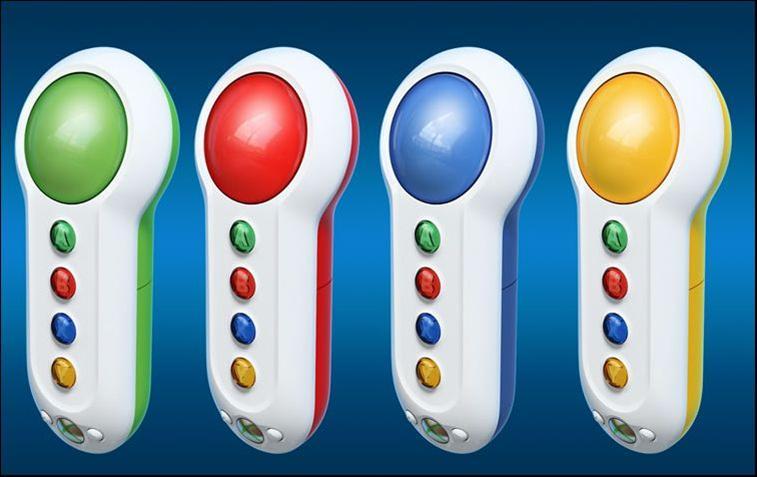 Big Button Pads