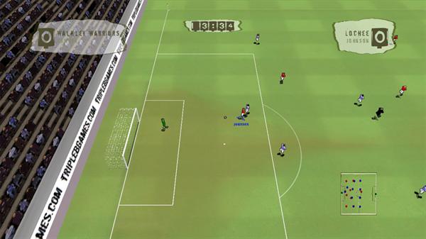 Screenshot de Fitba