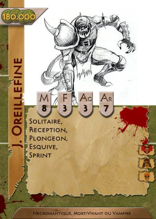 J. Oreillefine