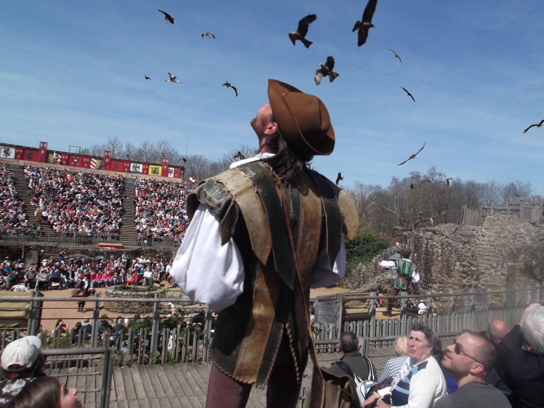 Le Bal des Oiseaux Fantmes (Puy du Fou)