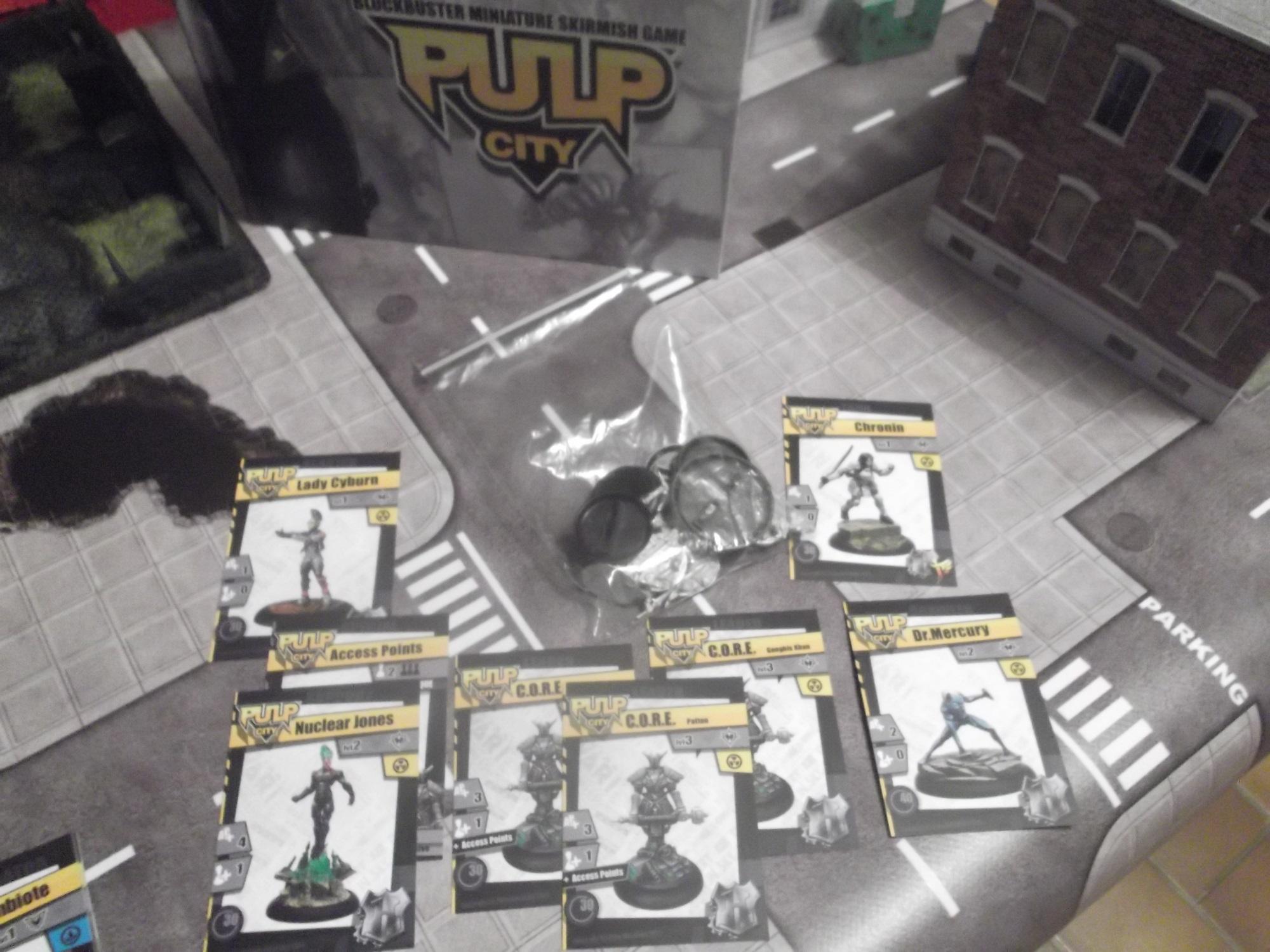 Pulp City - Heavy Metal