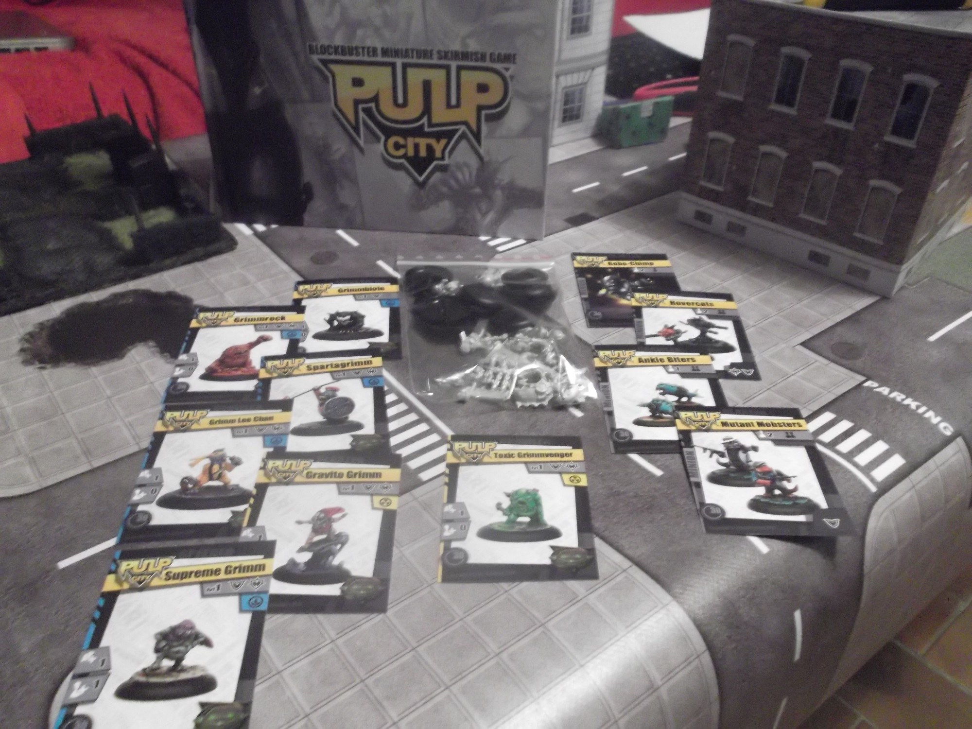 Pulp City - Renforts #3