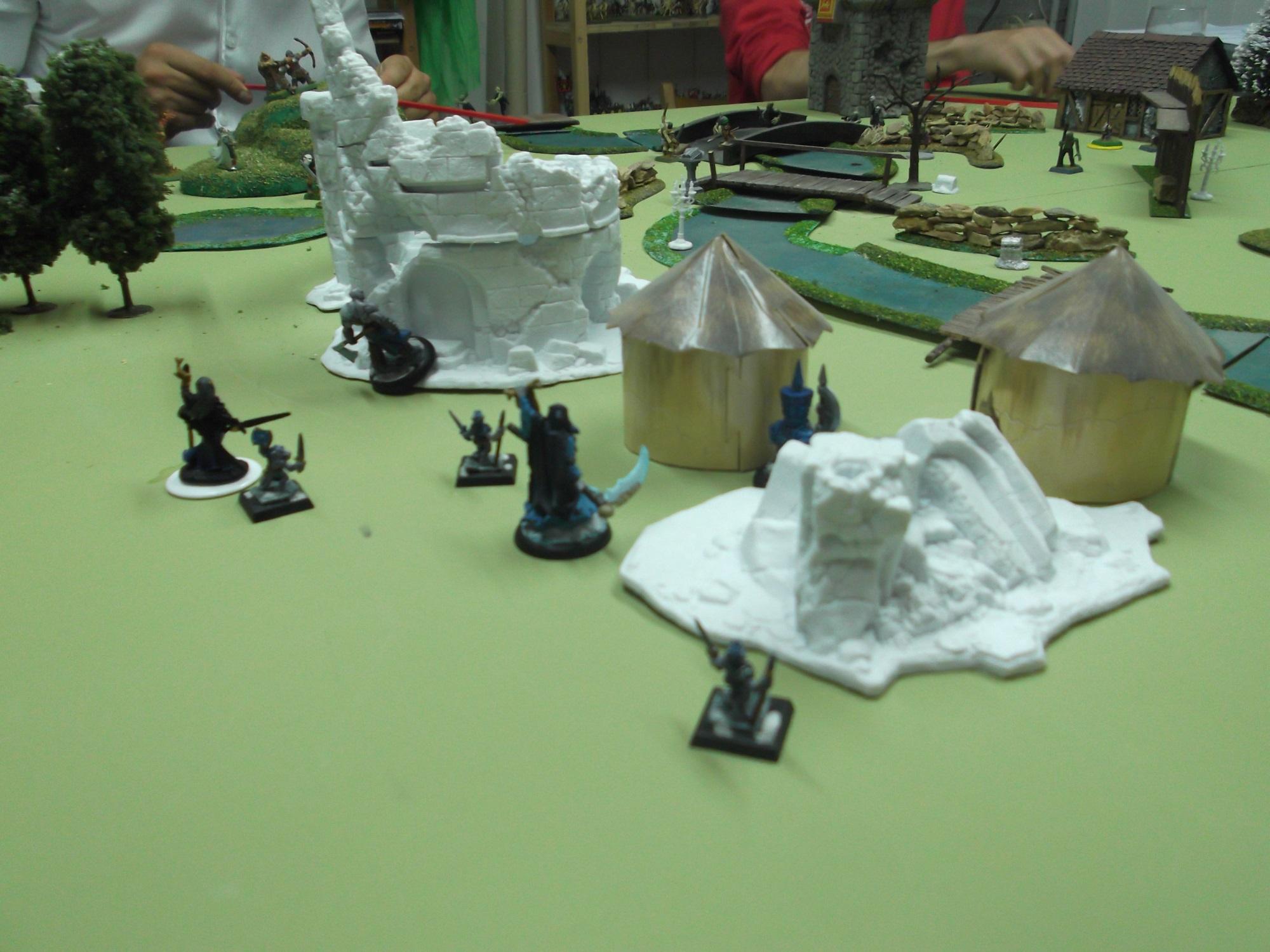 Frostgrave - Un Génie dans la Lampe