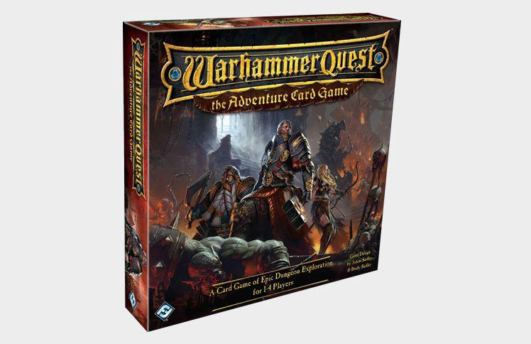 Warhammer Quest, le jeu de cartes