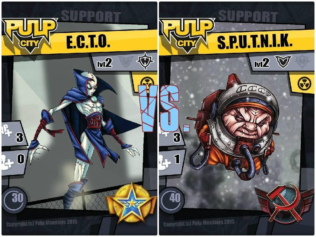 E.C.T.O. vs S.P.U.T.N.I.K.