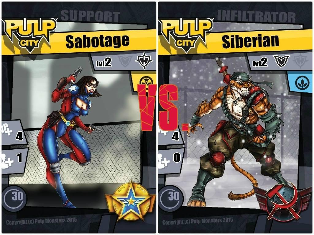 Sabotage vs Siberian