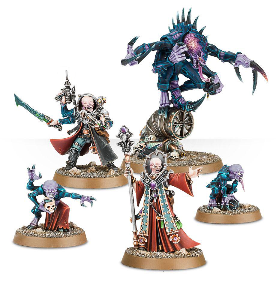 Deathwatch Overkill - Le Culte