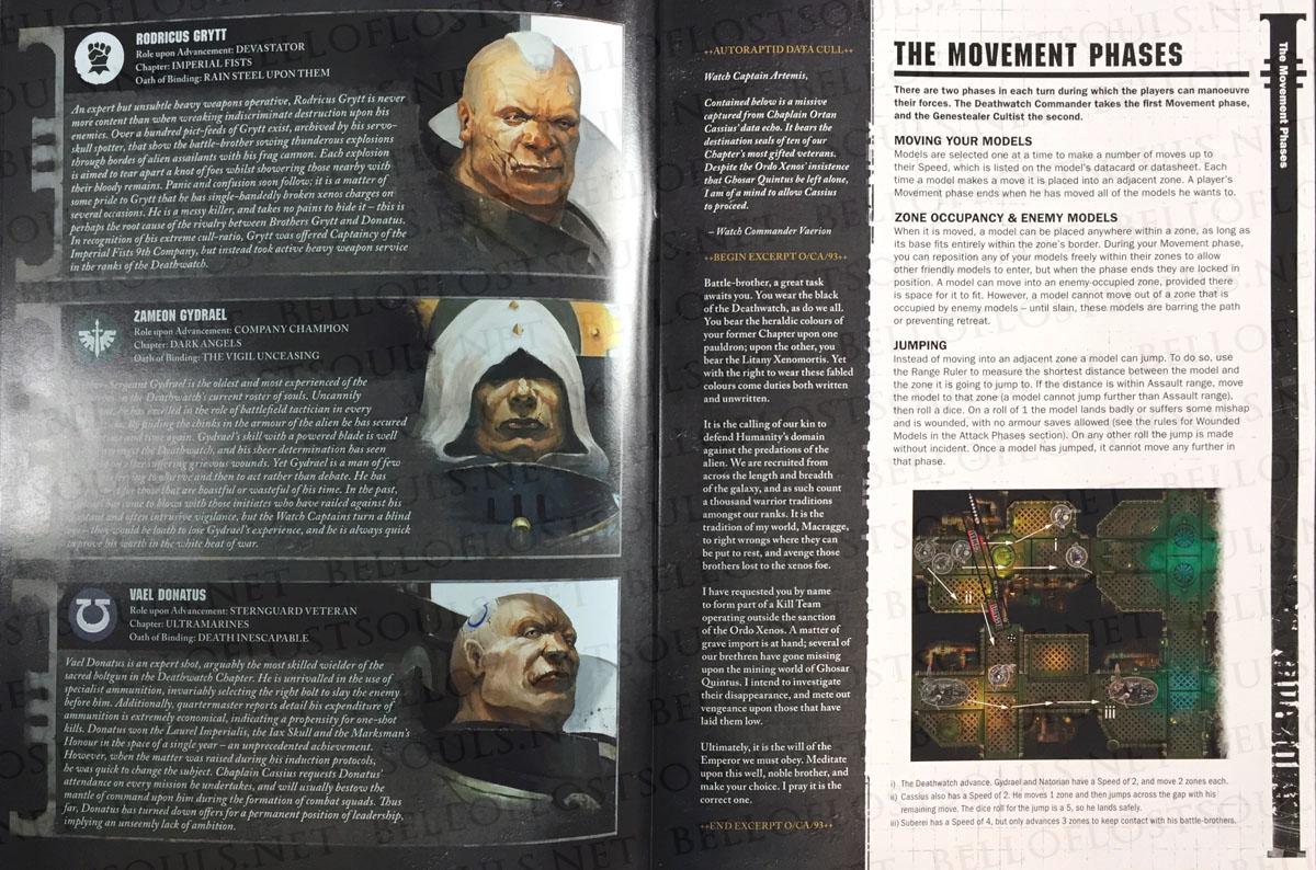 Deathwatch Overkill - Le livre de règles