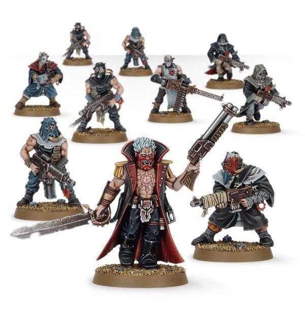Cultistes de Dark Vengeance