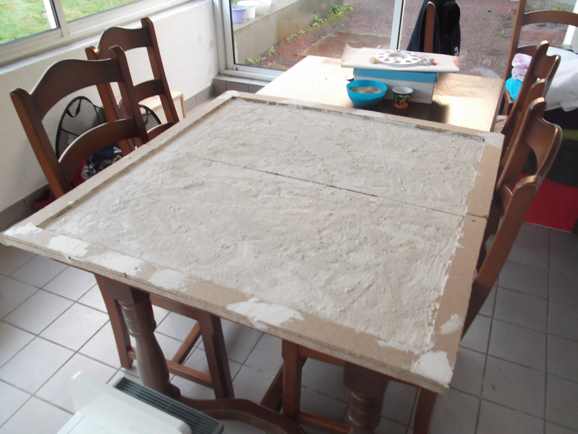 Ma table