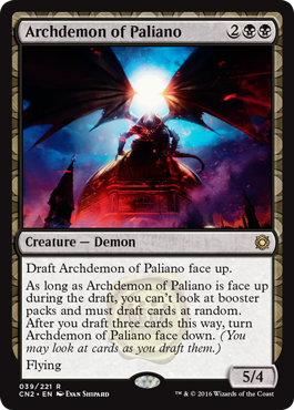 Archdemon of Paliano