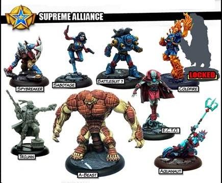 Supreme Alliance