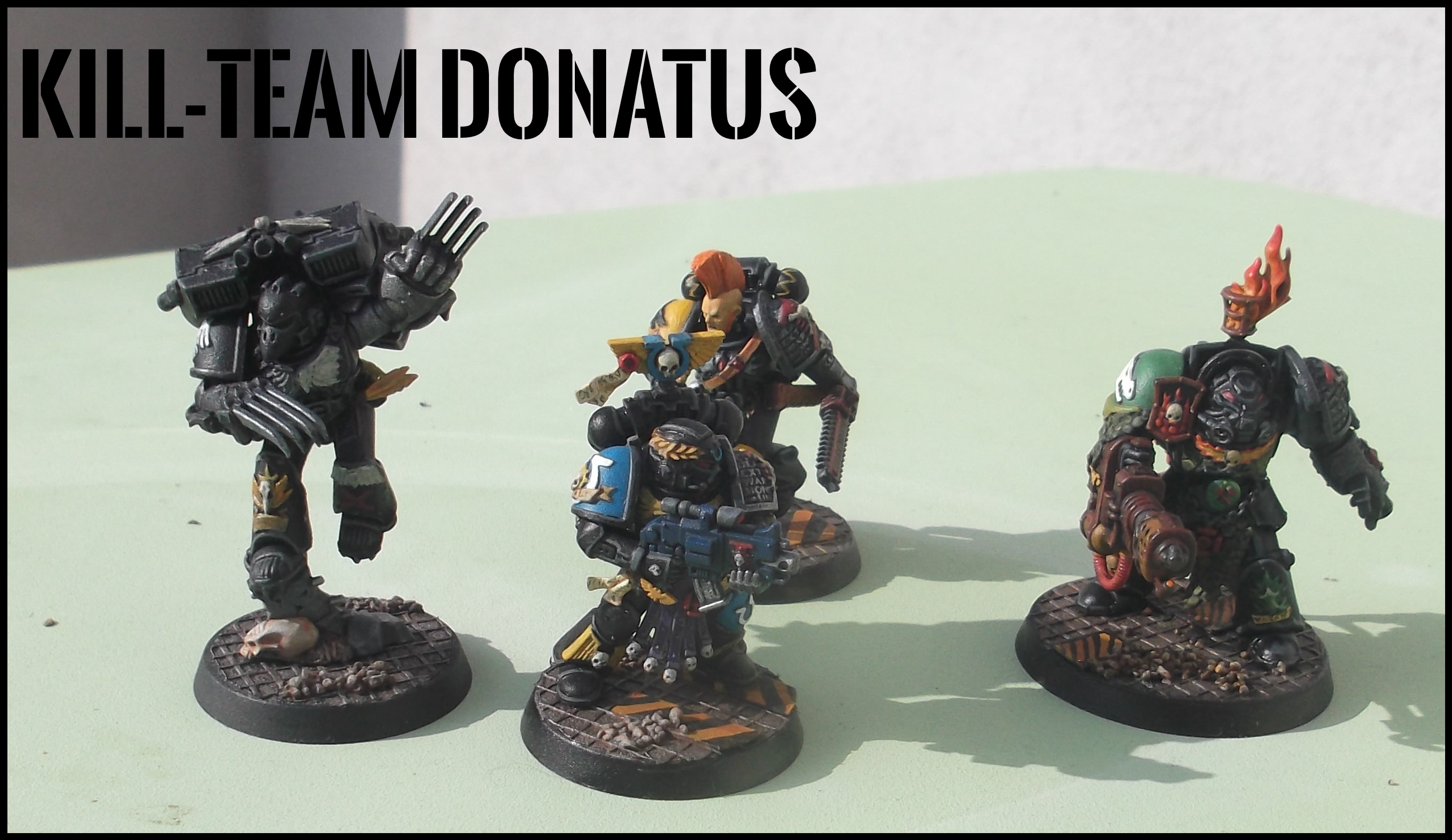 Kill-Team Donatus