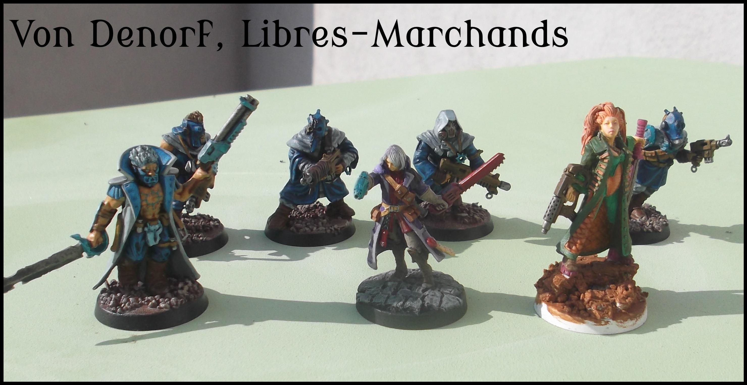 Von Denorf, Libres-Marchands