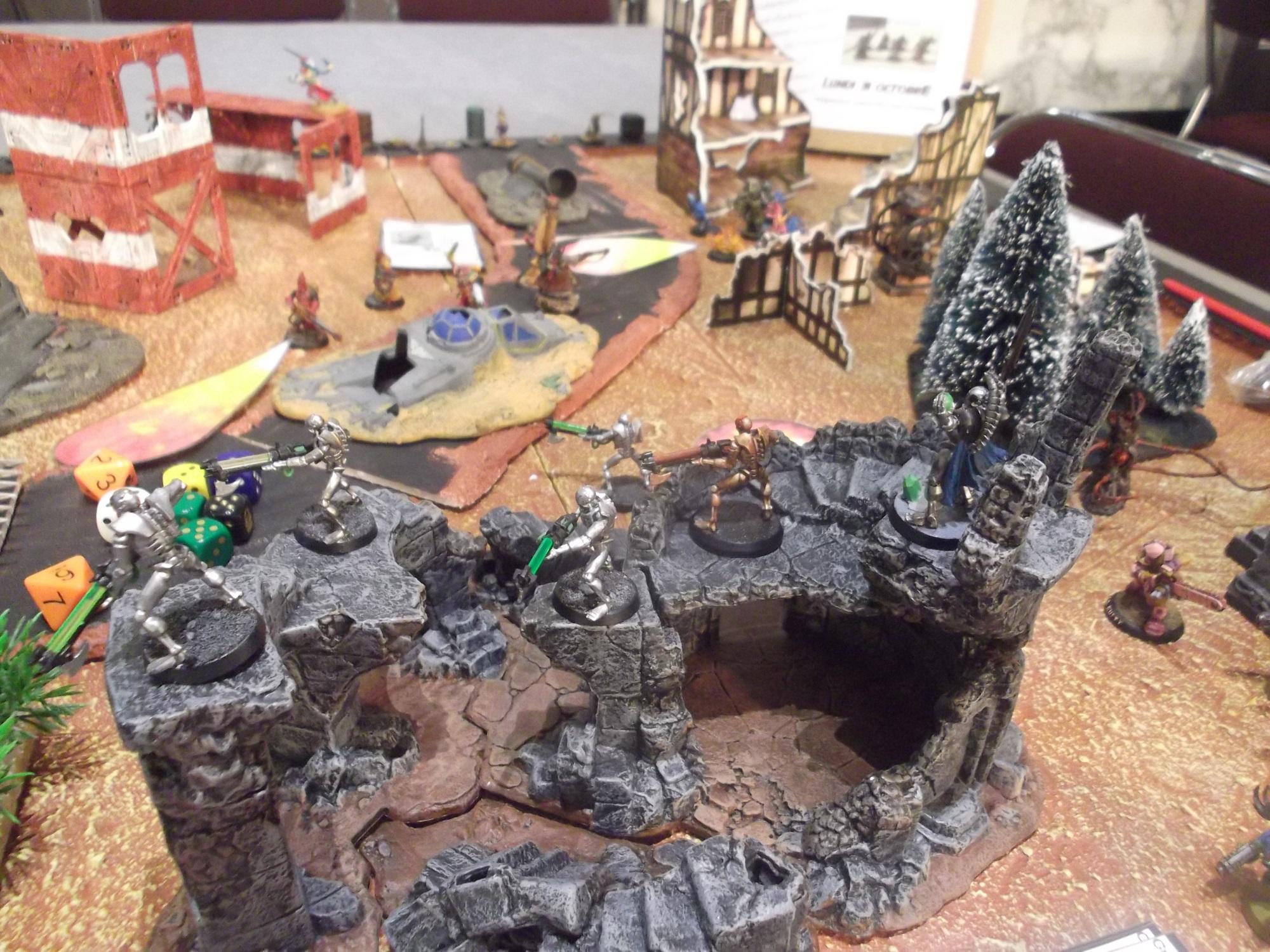 Pulp Alley en démo