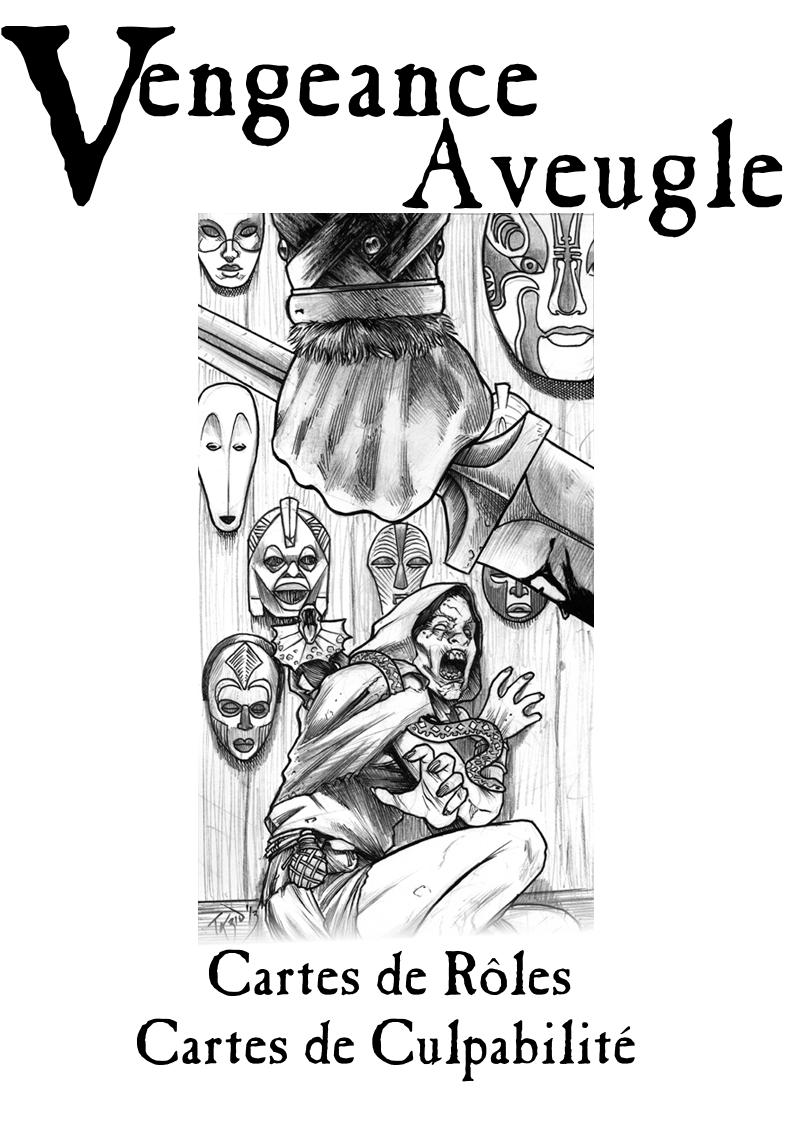 Cartes pour Vengeance Aveugle